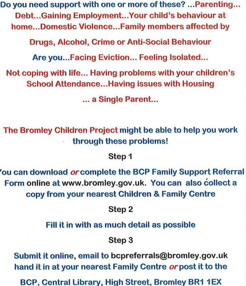BCP Info