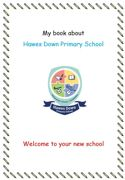 Front cover hdps welcome book